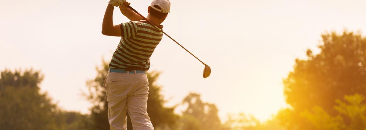 Golferschulter