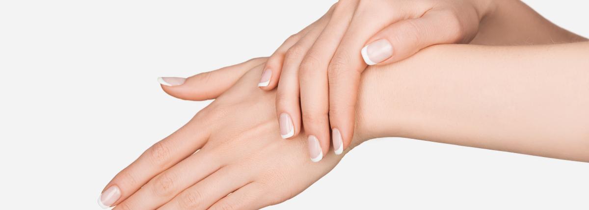 Hand Handgelenk