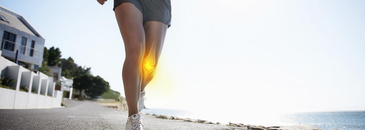 Arthrose des Kniegelenkes